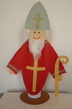 Die 9 Besten Bilder Von Nikolaus Advent Christmas Crafts Und