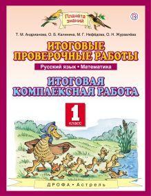 Русский язык. Математика. 1 класс. Итоговые проверочные работы. Итоговая комплексная работа