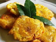 Una comida tradicional de Costa Rica es patacones.