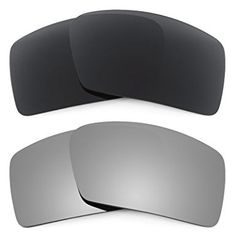 5930121c056 Revant Replacement Lenses for Oakley Eyepatch 2 2 Pair Combo Pack K001  Review