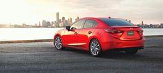 """Mazda 3 2014. Finalista en el Top 3 para """"World Car Of The Year"""" y """"World Car Design Of The Year"""" ❤☺"""
