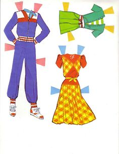 Paper Dolls~Freckles - Bonnie Jones - Álbumes web de Picasa