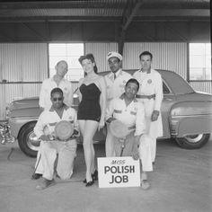 Muller Bros Car Wash Date taken:June 1951 Photographer:Allan Grant
