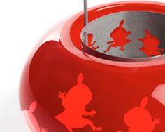 Moomin tea light reflector by Muurla Tove Jansson, Moomin, Tea Lights, Joy, Create, Glass, Design, Drinkware, Tea Light Candles