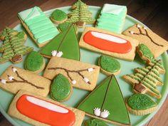 camp cookies