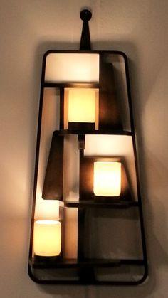 Mid-century Wall Light