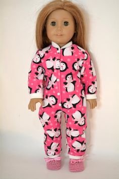 e625bae595 This 5 piece outfit will fit your American Girl doll or any other similar  sized 18 inch doll.