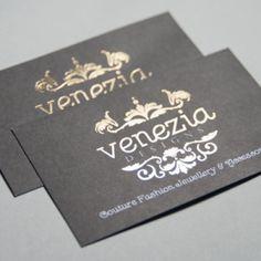 Venezia Golden showcards
