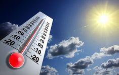 Você sabe qual foi a maior temperatua já registrada na terra?