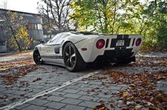 One of the only americans i like.. GT40