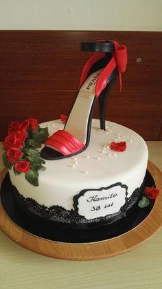 Z butem damskim