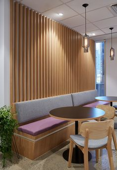 Melbourne-based law practice, KCL Lawyers, has embraced a new direction and BRM Projects was there every step of the way to smooth the path for a successful outcome. Spotlight, Dining Bench, Melbourne, Projects, Room, Furniture, Home Decor, Log Projects, Bedroom