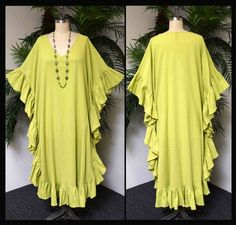 Comfyplus All Natural Quality Soft Cotton Gauze Kaftan. African Maxi Dresses, Latest African Fashion Dresses, African Dresses For Women, African Print Fashion, African Attire, Abaya Fashion, Fashion Outfits, Emo Fashion, Emo Outfits
