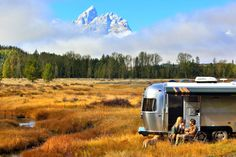 The Pendleton Airstream Trailer – Celebrating 100 Years Of National Park Service