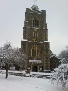 St Johns Hillingdon.