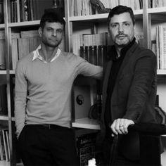 Marco Censi und Guillaume Hinfray für Scarosso