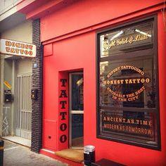 TATTOO FANS GR: Το Honest Tattoo και μετακόμισε και ομόρφυνε περισ...