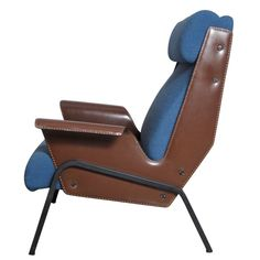 Alba lounge chair, Italy, 1950'