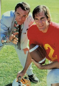 Dean Stockwell and Scott Bakula
