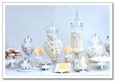 Have a Chic White Christmas Party