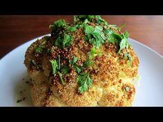 Whole Roasted Cauliflower - Hilah Cooking