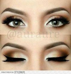 Eyes beautiful