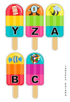 Learning Numbers Preschool, Summer Coloring Pages, Website Ranking, Alice In Wonderland Party, Baby Learning, Busy Book, Teaching Materials, Infant Activities, Phonics