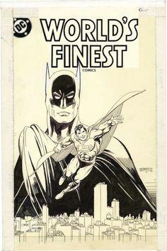 Gil Kane's Batman