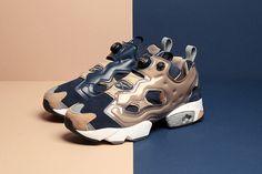 #FootPatrol x #Reebok Insta Pump Fury #sneakers