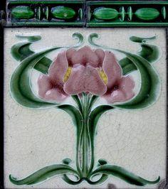 French-Art-Nouveau-Tile-473x535