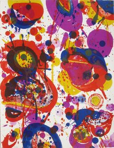 Sam Francis prints - Google Search