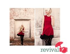 Tuck & Bonte wearing dress by Sugarlips    Photo by Revival Photography  www.revivalphotography.com