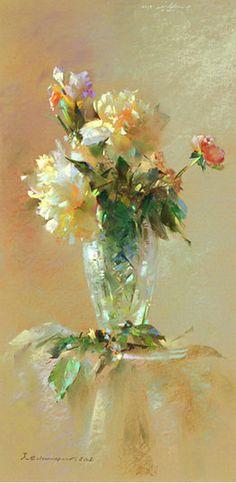 Javad Soleimanpour, pastel