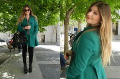 CLASSY SIMPLE MINT ! (by Rita CooperM) http://lookbook.nu/look/3431519-CLASSY-SIMPLE-MINT