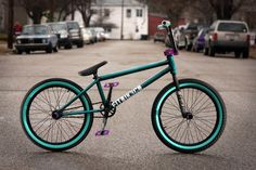 Custom Bicycles | Check out this custom Fit Van Homan we built up consisting of Fit ...