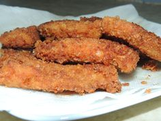 Crispy fried fish Fish Batter, Battered Fish, Fried Fish, Almond, Homemade, Cooking, Food, Fish Fry, Kitchen