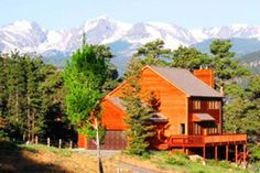 Range Property Management Vacation Rentals - your family can enjoy Colorado's Rocky Mountains in an upscale vacation home, condo, or cabin that's all yours. Make this your most special vacation ever!
