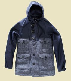 Cameraman jacket. #style #fashion #men