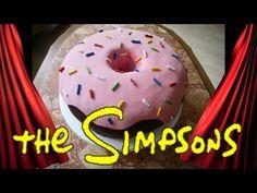 http://www.MsFunnyhome.blogspot.de https://www.facebook.com/msfunnyhome Hier findet ihr die Anleitung für eine tolle Donut-Torte in Gedanken an Homer von den...