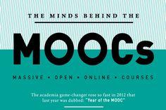 Post descriptivo de la #infografia sobre el potencial y uso de los #moocs