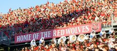 arkansas state red wolves football | Red Wolves Football Arkansas state football camps