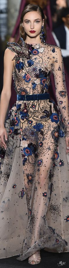 Fall 2016 Haute Couture - Elie Saab