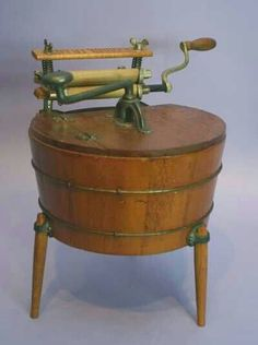 e1b57ee40cb Antique Salesman s Sample Laundry Equipment Toy on LiveAuctioneers