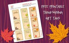 Hello, Good Gravy!: Free printable: Gobble up DIY Thanksgiving gift tags