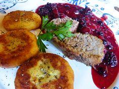 Gyümölcsös húsok nálunk bármikor jöhetnek, de ez a finomság akár a karácsonyi menübe is beilleszthető.