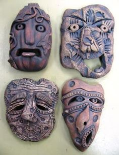 http://artisun.blogspot.com/search/label/Clay Masks