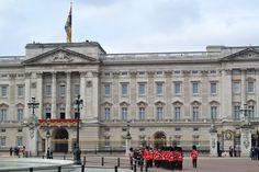 Buckingham Palace, London, UK.