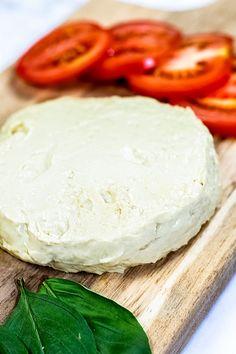 vegan mozzarella cheese