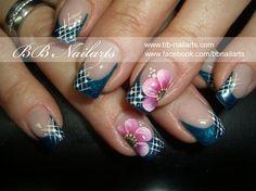 Floressa by darkling - Nail Art Gallery nailartgallery.nailsmag.com by Nails Magazine www.nailsmag.com #nailart