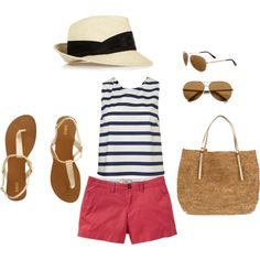 Fourth of July cute outfit